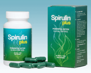 Spirulin Plus: Spirulina