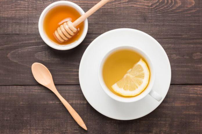 Acqua limone miele