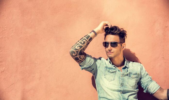 Tatuaggi braccio uomo: tatuaggio braccio