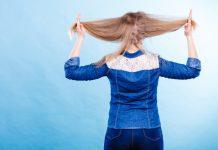 impacchi per capelli sfibrati