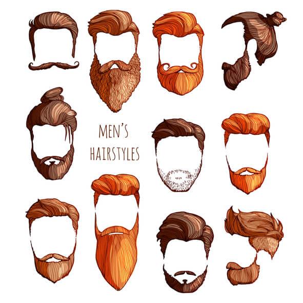 Tipi di barba in base alla forma del tuo viso per essere - Diversi tipi di barba ...
