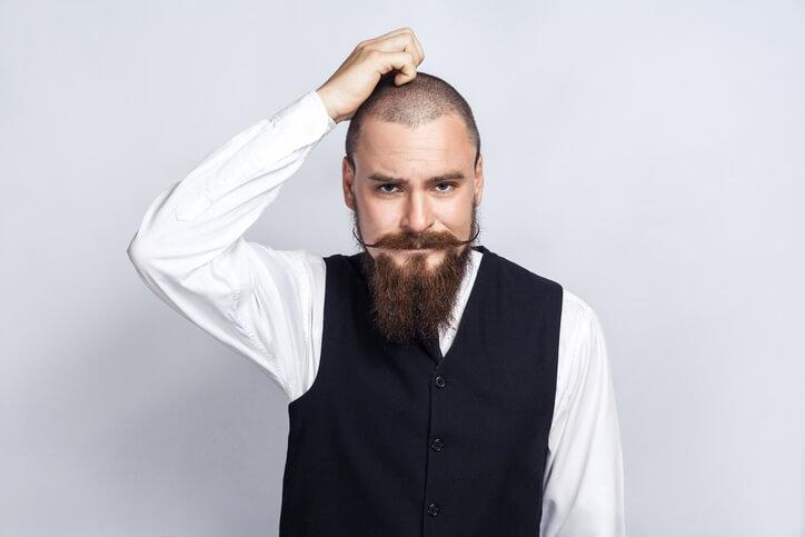 tipi di barba