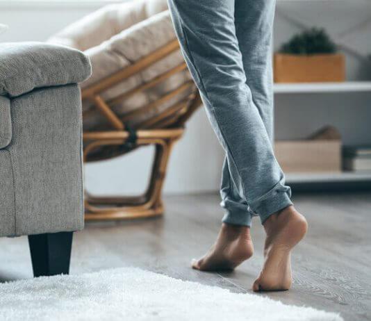 piedi belli, piedi di donne