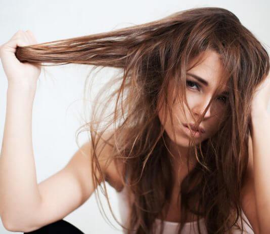 capelli che si sporcano subito rimedi