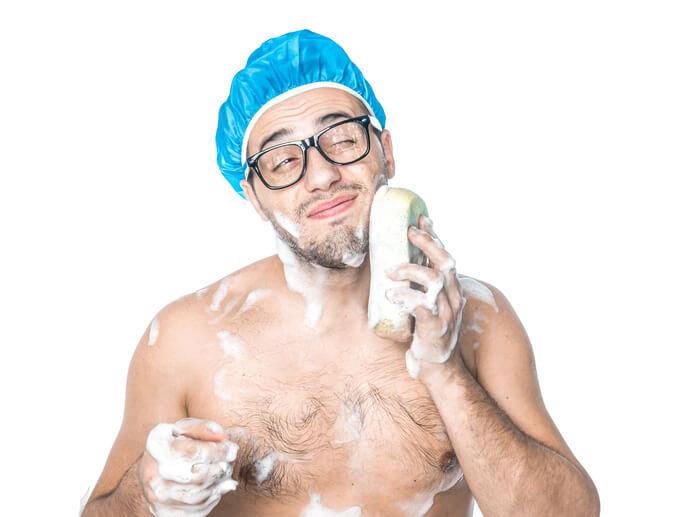 Igiene intima maschile: bicarbonato igiene intima