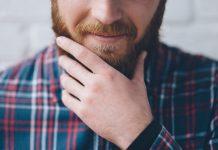 barba curata: barba uomo curata