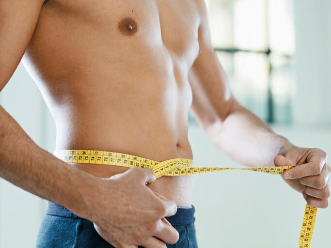 perdere peso sulla pancia uomo