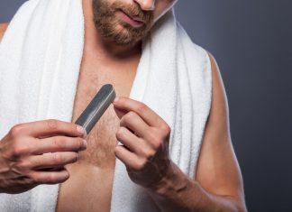 manicure uomo: unghie uomo