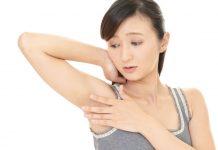 prurito ascelle deodorante