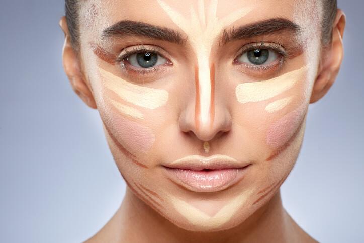 make up naso