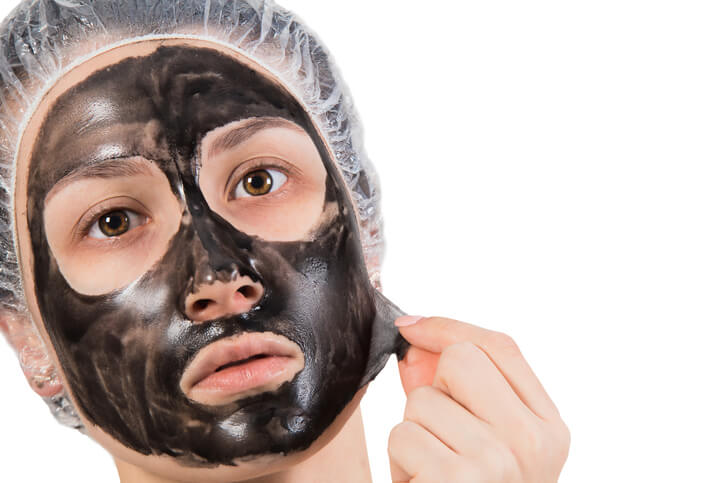 black mask: punti neri