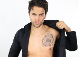 tatuaggi pettorali uomo disegni