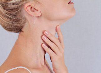 peli sul collo rimedi